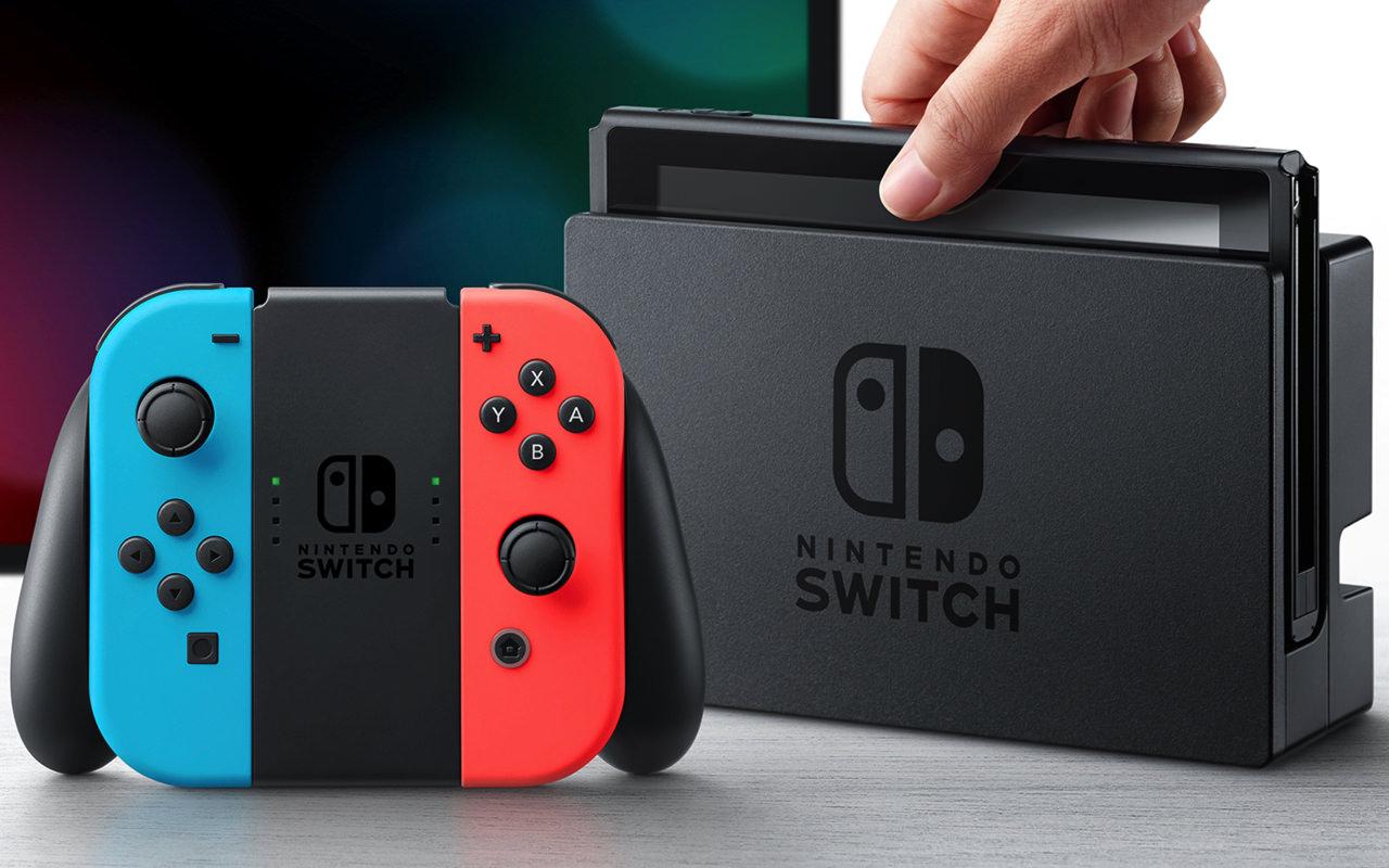 「マイニンテンドーストア」で「ニンテンドースイッチ(Nintendo Switch)」を購入しました!