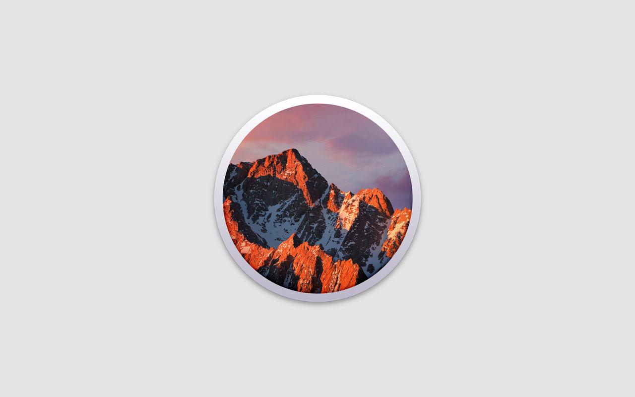 「macOS Sierra 10.12.3」ソフトウェア・アップデートをインストール