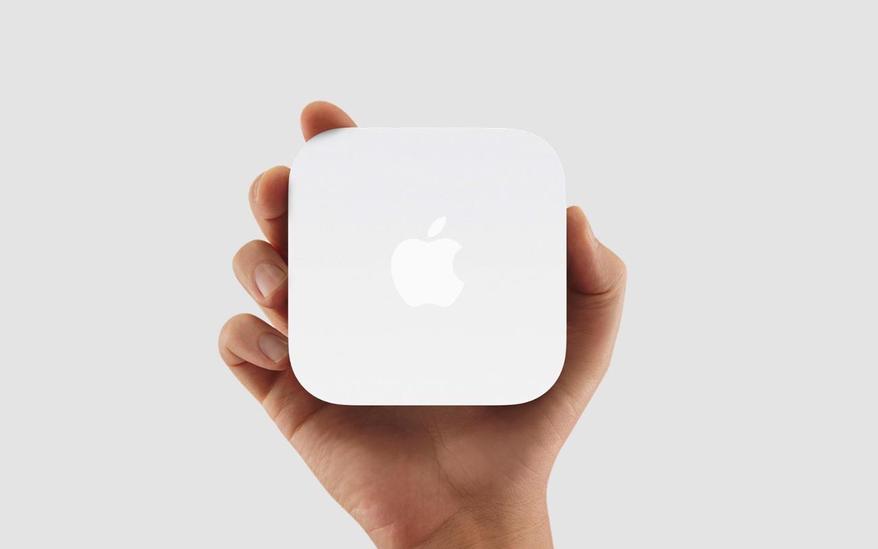 Mac ―「AirMac」のMACアドレスを調べる方法