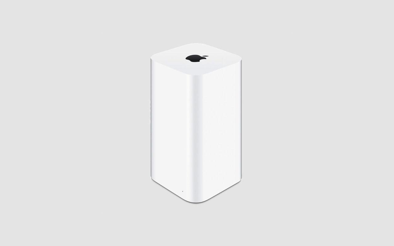 iPhone ―「AirMac」のMACアドレスを調べる方法