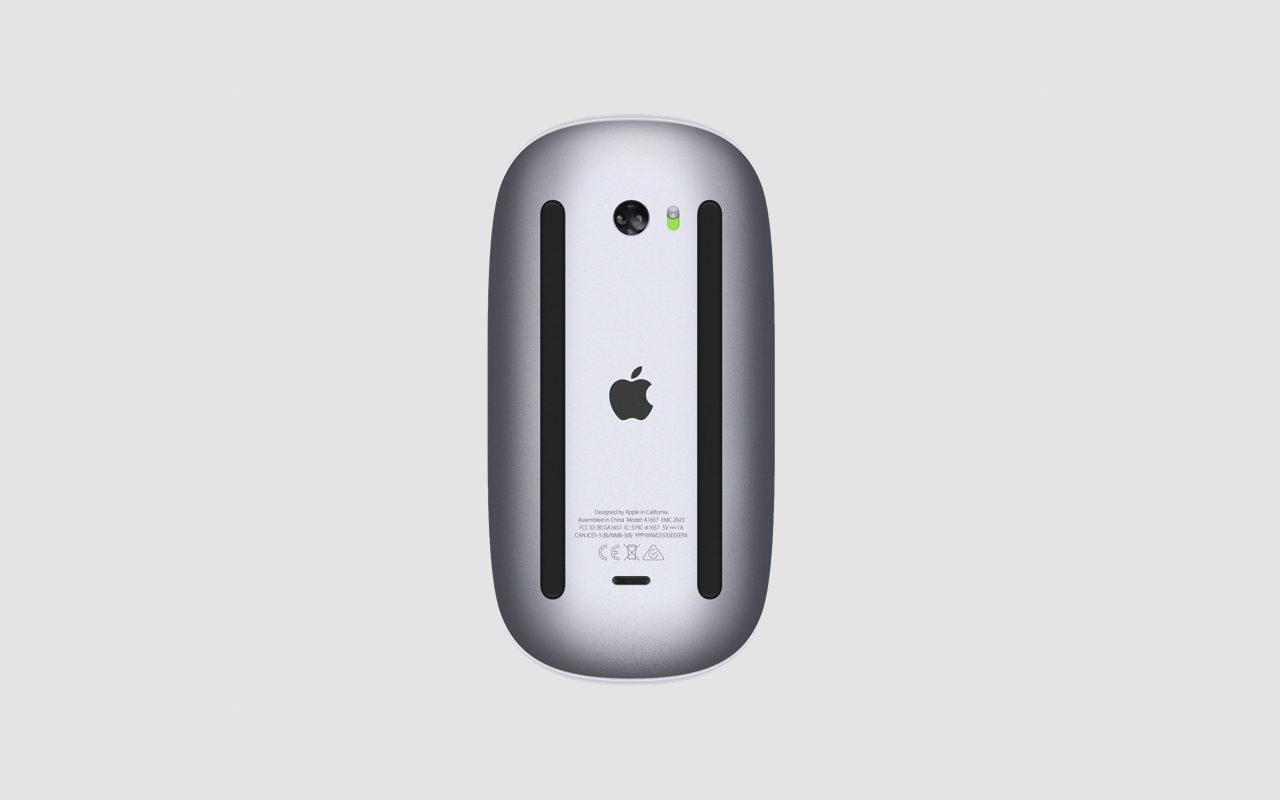 Mac ― ワイヤレスマウスのバッテリー残量を調べる方法